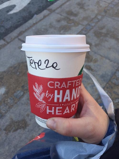 kaffedame