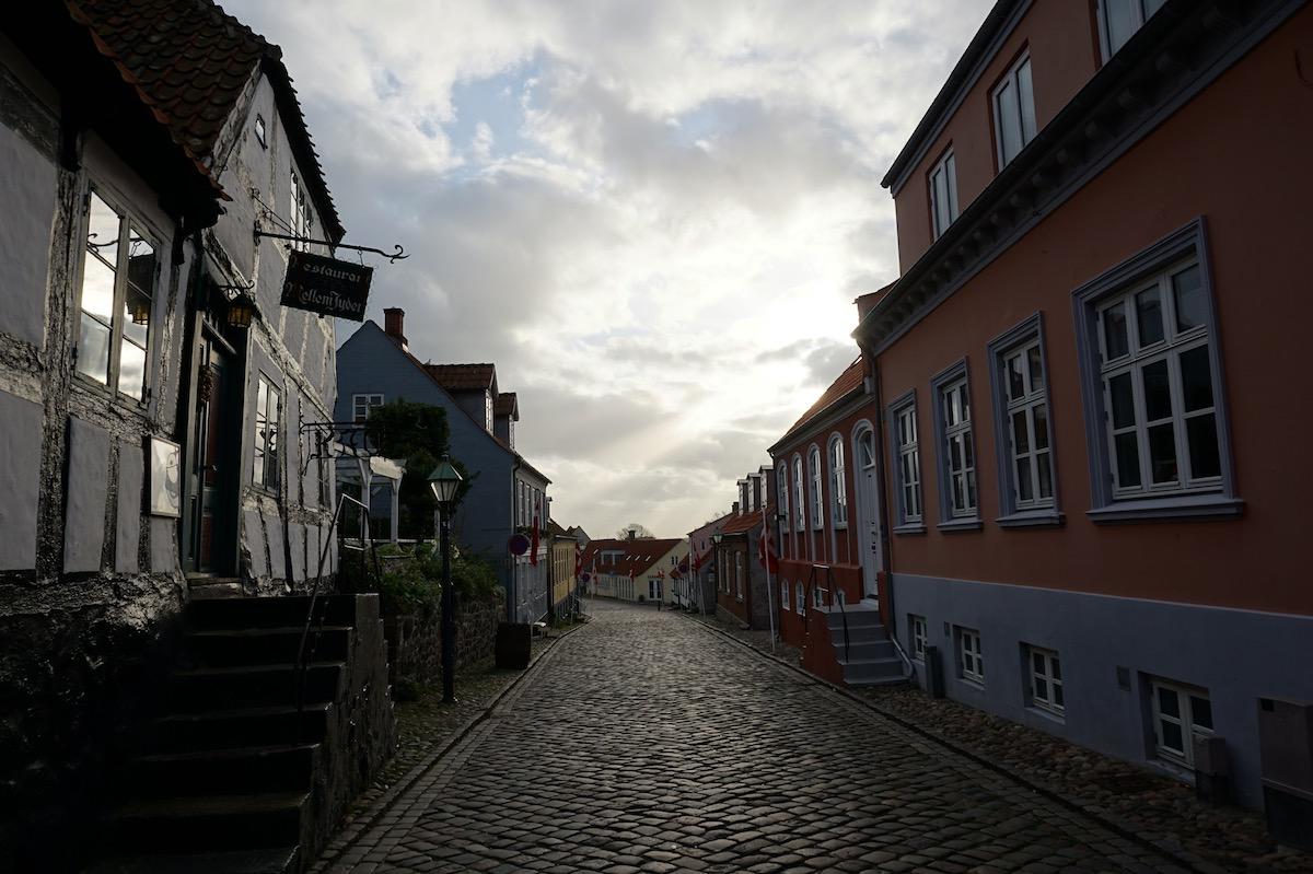 Efterårsferie på Djursland. Sommerland, Fregatten Jylland og hygge.